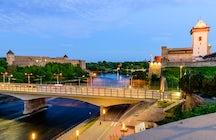 Narva: where Russia meets Estonia