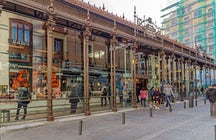 Mercado de San Miguel; Madrid's most alluring foodmarket