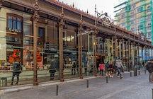 Mercado de San Miguel; Madrid's most alluring foodmarket