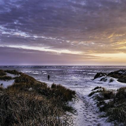 Dänemarks Küstenstadt Esbjerg