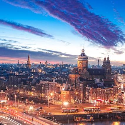 Amsterdam: Venice of the North