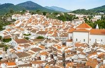 Castelo de Vide : une ville blanche, médiévale, dans l'Alentejo