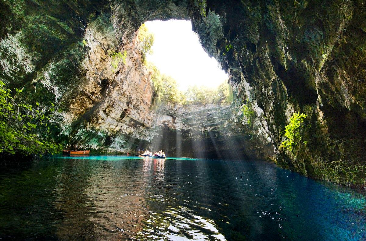 Your secret greek island, Kefalonia