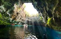 Une île grecque secrète : Céphalonie