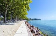 Pedal around Lake Balaton to your own beat