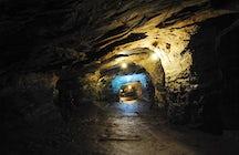 Through the gold mines of Ouro Preto, Brazil