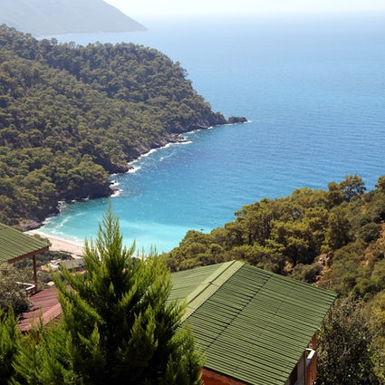 A Week Alone with Nature-Kabak Bay