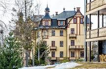 Mountain Cabin Guide: Starý Smokovec at High Tatras
