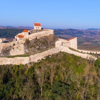 Rupea Citadel, a haven from the past
