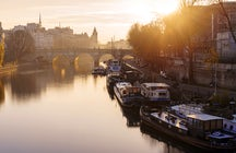 Iconic bridges in Paris: Pont Neuf