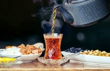 Traditional drink of Azerbaijan