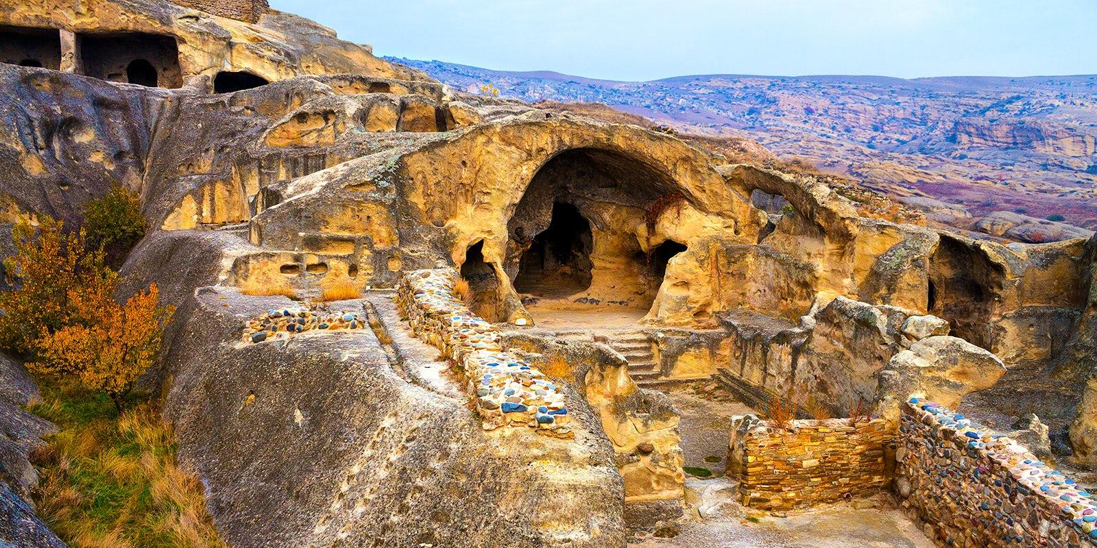 Uplistsikhe, la ciudad troglodita más antigua