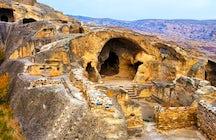 Uplistsikhe, la più antica città troglodita