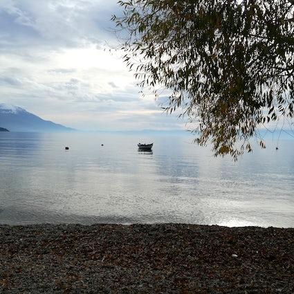 Lenda humana em Ohrid