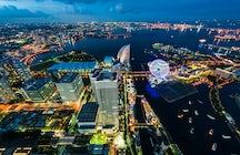 Yokohama: la ciudad portuaria más moderna cerca de Tokio