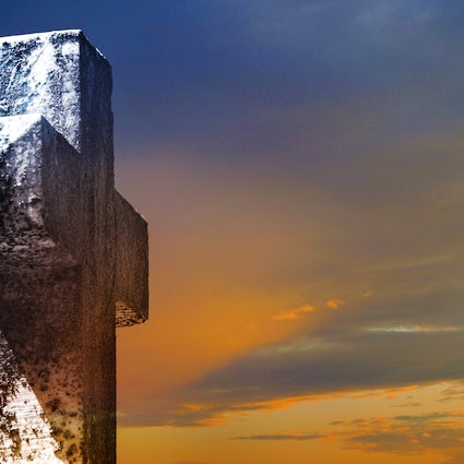 The mysterious cross that predicts the end of the world