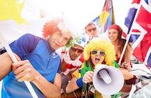 Tipps, wo man Frankreich gegen Kroatien in Budapest folgen kann