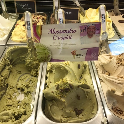 Où trouver la meilleure glace en Italie ?
