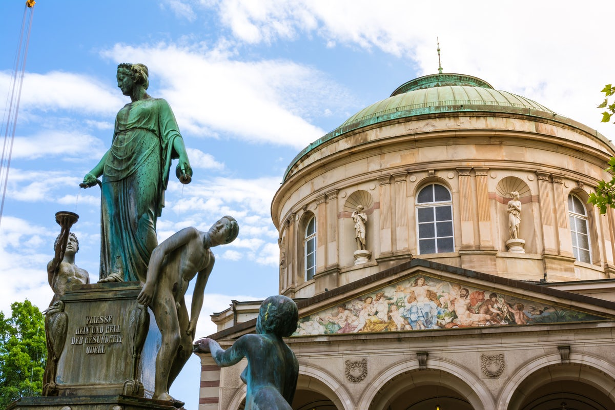 Karlsruhe: The City of Science and Culture