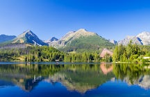 The most romantic hotels in the High Tatras