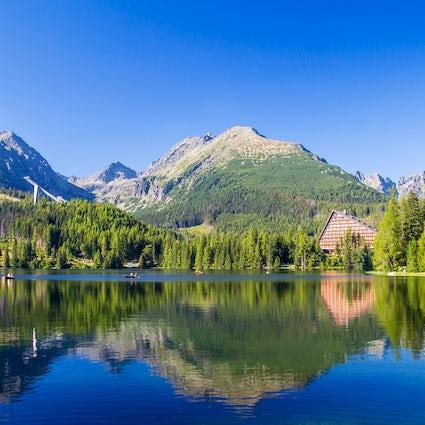 Los hoteles más románticos del Alto Tatras