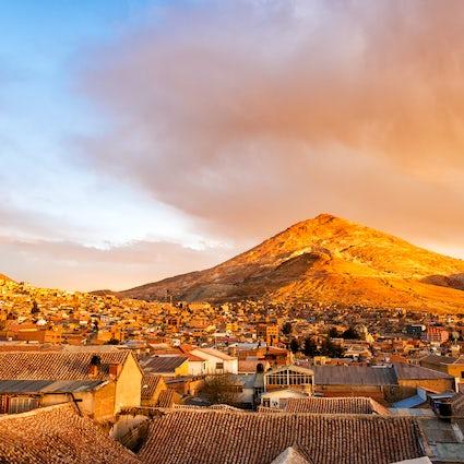 Potosí - El yacimiento de plata más grande del mundo en el siglo XVI