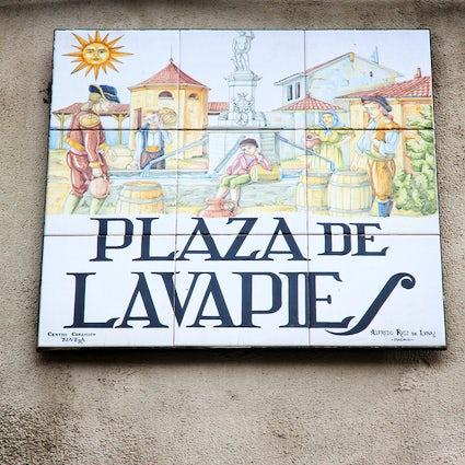 Lavapies ; Une fusion des arts et des cultures