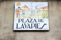 Lavapies; A fusion of arts & cultures.