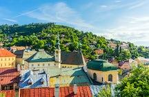 Filmlocaties van Netflix TV-serie Dracula in Slowakije