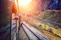 Un viaje nostálgico a través del tiempo con el Orient Express serbio