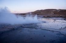 Maravillas naturales; los Géiseres de El Tatio y las aguas termales de Puritama