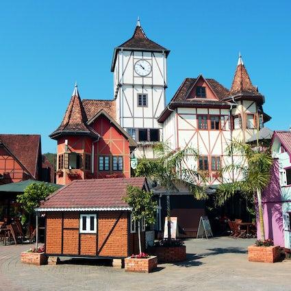 Blumenau, la ciudad anfitriona de la Oktoberfest de Brasil