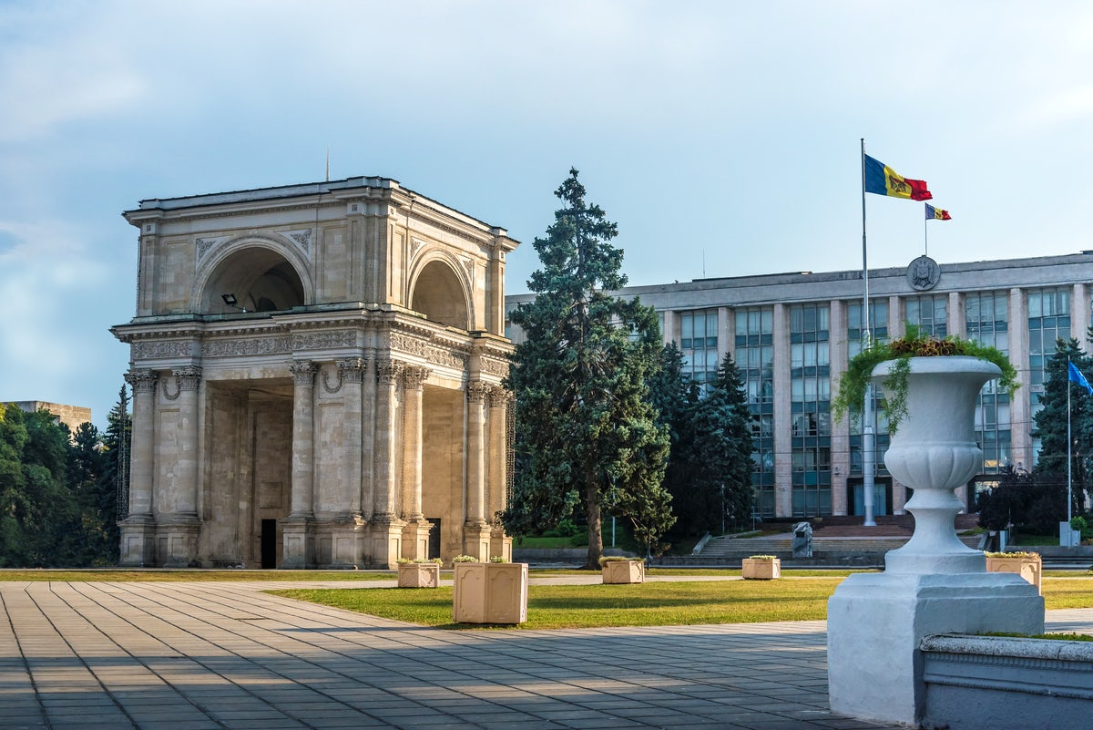 A brief history of Chisinau: the white stone city
