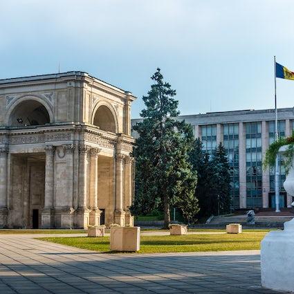 A brief history of Chisinau: the white stone city