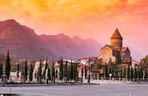 Mtskheta - el comienzo de la cultura georgiana
