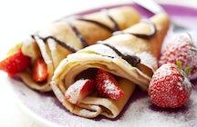 Belgrade's sweetest: Glumac pancakes