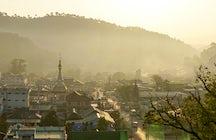Trekking in Kalaw, Shan State