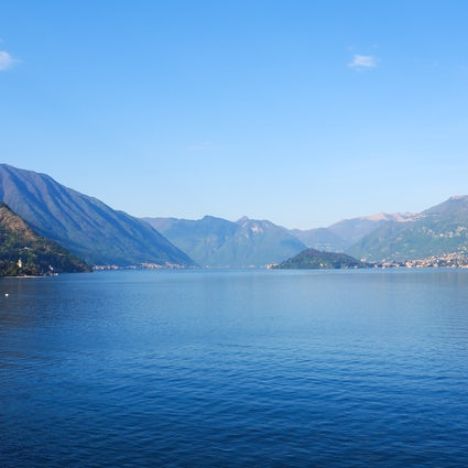 Best villages around Lake Como