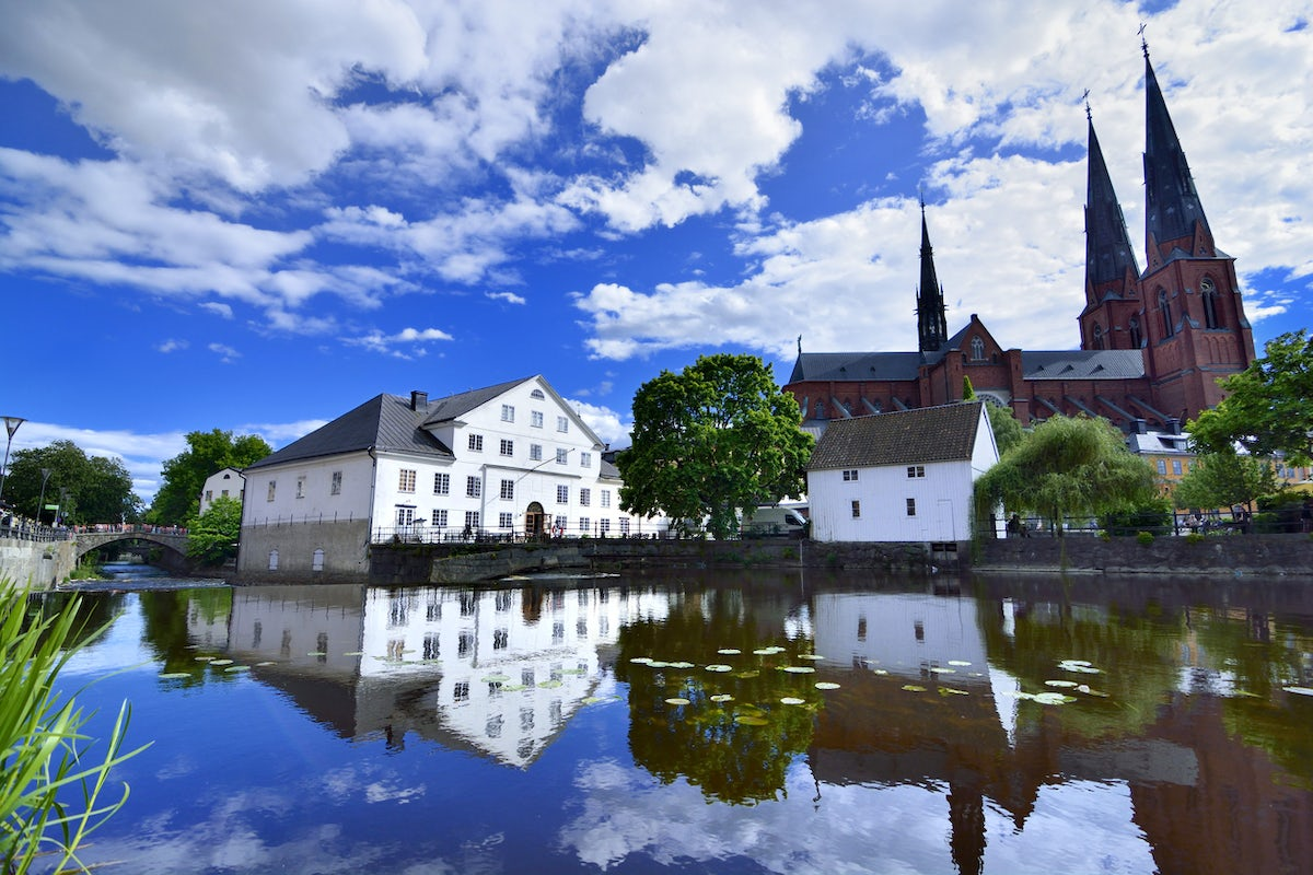 A special daytrip to Uppsala.