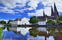 A special daytrip to Uppsala.