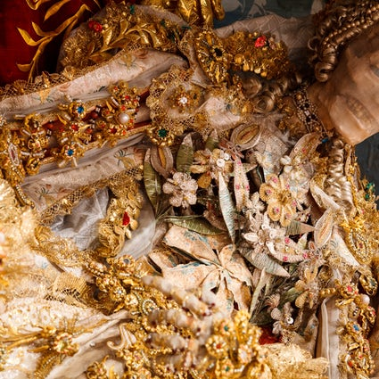 Explore the Jeweled Skeletons of Germany!