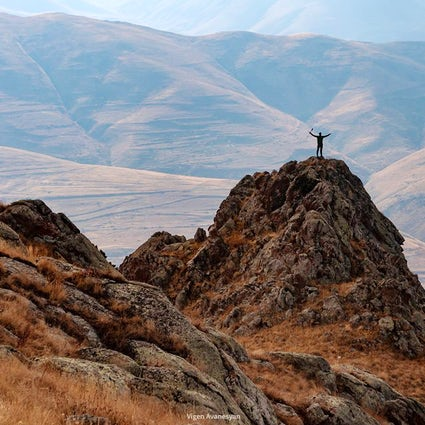 Hiking in Armenia: individually or with operators