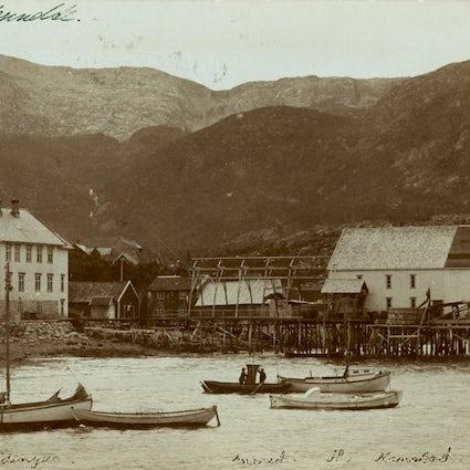 Have you heard of the Norwegian village Lødingen?