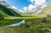 Descubriendo Val Vény en las estribaciones del Mont-Blanc