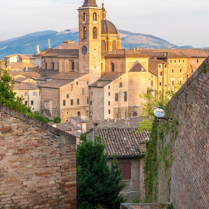 Traditional places to eat in and around Urbino