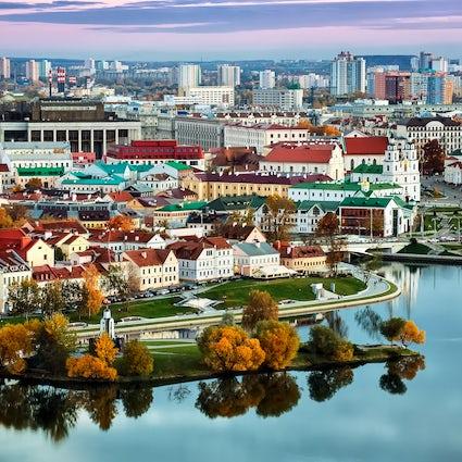 Minsk: el centro cultural de Bielorrusia