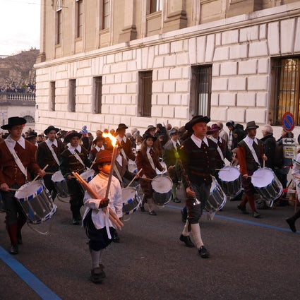 La fête de l'Escalade : découvrez le folklore genevois