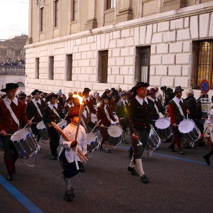 La fête de l'Escalade: ontdek de folklore van Genève