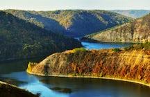 Naslavcea: los mejores miradores del río Dniester