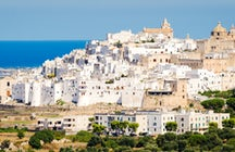 Ostuni, the white city of Apulia